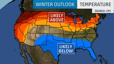 The strong El Niño will influence winter temperatures and precipitation in the U.S. Find out what that means for you.