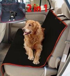 Quilted Pet Dog Heavy Duty Boot Liner Protector For Volvo XC60 V60 V40 All years