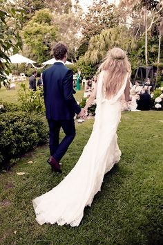 Found: The Most Beautiful Boho Weddings Ever via @MyDomaine