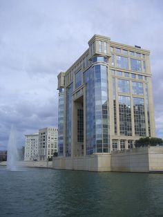 Hôtel de Région - Montpellier, France