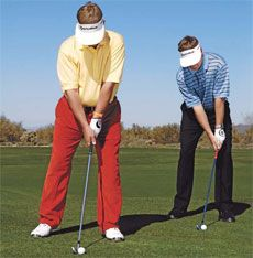 Stack and Tilt: The New Tour Swing: Golf Digest