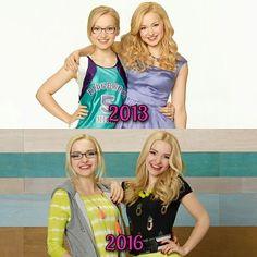Oh, time... #LivAndMaddie  #LivAndMaddieCaliStyle Disney Channel Descendants, Disney Channel Shows, Disney Shows, Old Disney, Cute Disney, Dove Cameron Descendants, Liv Y Maddie, Liv Rooney, Dove And Thomas