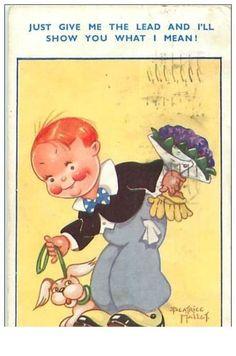 ILLUSTRATEURS-N-1908-BEATRICE-MALLET-GARCONNET-ELEGANT
