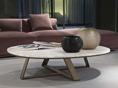 Resultado de imagen para JUDD Lacquered coffee table Shine Collection by Meridiani