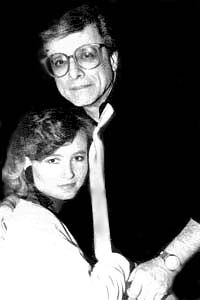 Harlan and Susan Ellison. Susan is one of the most intrinsically beautiful and understanding women I have encountered. She had to be.
