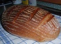 Bramborovo-pšenično-žitný chleba / kváskový /