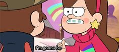 "14 Shrewd Pieces Of Dating Advice From ""Gravity Falls"" Mabel Pines Dipper Y Mabel, Mabel Pines, Dipper Pines, Disney On Ice, Disney Pixar, Monster Falls, Desenhos Gravity Falls, Gavity Falls, Gravity Falls Au"