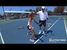 (3 of 9) Built-In Recovery - High Performance Teaching Series by IMG Academy Bollettieri tennis - YouTube