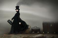 Traveling Woman. Photo by Milka Milkina.