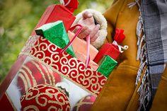 Christmas Activities For Teens-Christmas Shopping