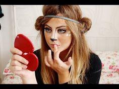 Bambi / Deer Makeup Tutorial | milkteef