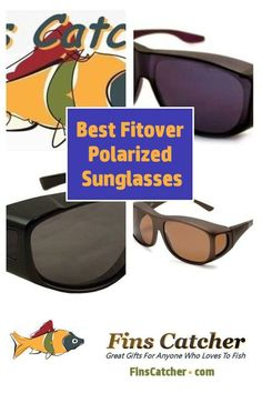 8933a414fff Here are the five best polarized fitover fishing sunglasses based on  customer reviews and ratings.