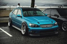 Widebody Toyota Altezza (Lexus IS300)