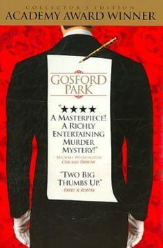 Gosford Park [videorecording (DVD widescreen)]