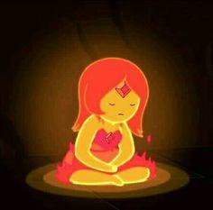 Adventure Time - Flame Princess
