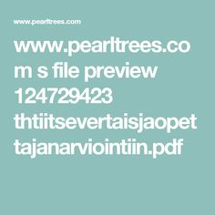 www.pearltrees.com s file preview 124729423 thtiitsevertaisjaopettajanarviointiin.pdf
