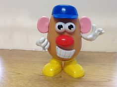 Mr. Potato Head - Pinned by @PediaStaff – Please Visit  ht.ly/63sNt for all our pediatric therapy pins