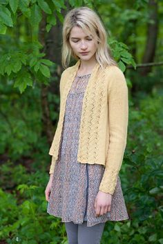 Florence Knitting pattern by Carrie Bostick Hoge   Knitting Patterns   LoveKnitting