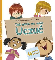 Tak wiele we mnie uczuć - 7242081816 - oficjalne archiwum Allegro Children's Book Illustration, Childrens Books, Kids Room, Parenting, Family Guy, How To Plan, Education, Movie Posters, Fictional Characters