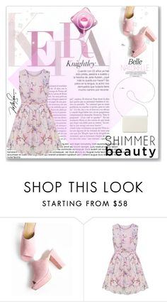 """Untitled #726"" by betty-hs ❤ liked on Polyvore featuring Nine West"