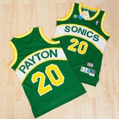 Seattle Supersonics Road Soul Swingman Jersey – Gary Payton – Mens  Seattle  Supersonics Road Soul 36aed7f26