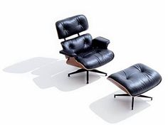 Considered one of the most significant and widely recognized furniture designs of the century, the Herman Miller® Eames® Lounge Chair and Ottoman set the standard for comfort and elegance in modern furniture design.