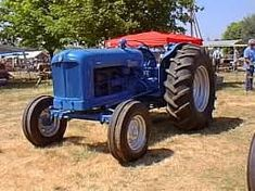 ford fordson tractor