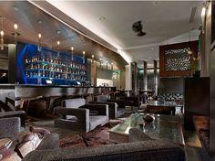 Tashan restaurant, Philadelphia (USA) designed by arch.Winka Dubbeldam from Archi-Tectonics NY (armchair CAMELOT from KOO international)