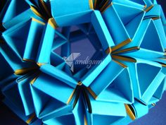 Lampada Origami Di Edward Chew : Melhores imagens de snapology modular origami stationery