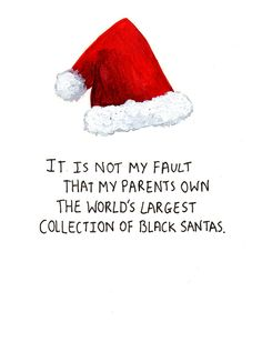 It's not my fault that my parents own the world's largest collection of black Santas//John Green//Paper Towns John Green Quotes, John Green Books, I Love Books, Good Books, My Books, Paper Towns Quotes, John Green Paper Towns, Looking For Alaska, The Fault In Our Stars