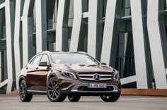 The Dynamic new Mercedes-Benz GLA