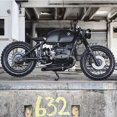 "Photo courtesy of @relicmotorcycles :: Bike - BMW R100 ""Black Baron"" :: #triumph #honda #suzuki #yamaha #ducati #caferacer #caferacers #classic #croig #caferacersofinstagram #motorcycle #motorcycles #motorbike #vintage #harleydavidson #vintagemotorcycle #bonneville #scrambler #thruxton #moto #oldsoulsandiron #gentleman #caferacerxxx #travel #caferacerporn #adventure #roadtrip  #caferacerculture #bmw #custom"