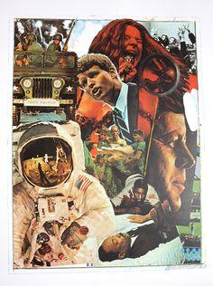 Robert Rauschenberg - Signs, 1970