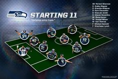 The All-Seahawks World Cup Team