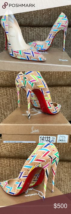 Christian Louboutin So Kate Size 39 new with box. No trades. Price is firm Christian Louboutin Shoes