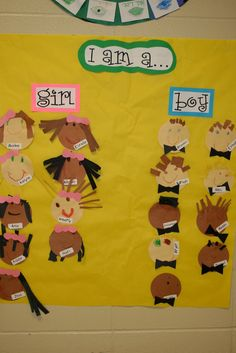 Lee's Kindergarten: All About Me! Lee's Kindergarten: All About Me! All About Me Preschool Theme, All About Me Activities, Back To School Activities, 1st Day Of School, Beginning Of The School Year, School Fun, School Week, Preschool Classroom, Classroom Activities
