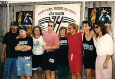 VH2 Van Halen 2, Eddie Van Halen, Warner Bros, Sammy Hagar, American, Lyrics, Bands, Gems, Rock