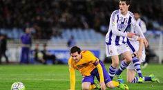 Bola : Barcelona 'Kehabisan Bensin'