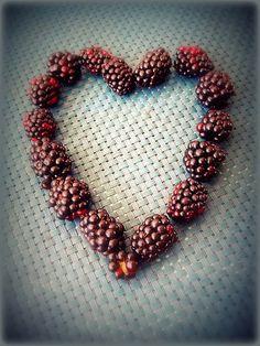 357|365 <3 Berries. Saturday  2013/08/03.