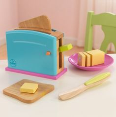 Bright Toaster Set