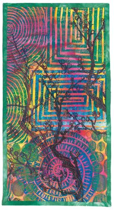 More art quilts from cynthia st. charles -