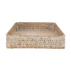 This rectangular tray will sit pretty on any table for a nice and fancy touch - a perfect decorative accent. Decorative Accessories, Decorative Boxes, King Single Bed, Touch Lamp, Iron Wire, Paraffin Wax, Natural Latex, Brushed Metal, Metallic Thread
