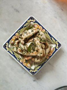 Petto di pollo alle erbe - Ricetta Bread, Chicken, Recipes, Food, Brot, Recipies, Essen, Baking, Meals