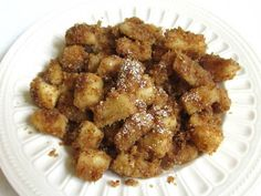 Almanudli (Gluténmentesen is) Almond, Sweets, Chicken, Meat, Food, Gummi Candy, Candy, Essen, Almond Joy