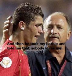C. Ronaldo gr�de