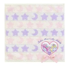 💕 Sailor Moon×My melody 💕Hand Towel From Japan F/S Sanrio