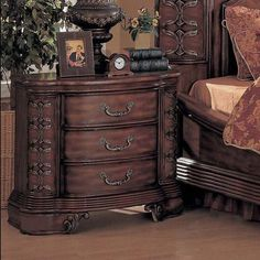 Wildon Home  Hannah 3 Drawer Bachelor's Chest