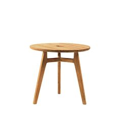 Teak Knit coffee table by Patrick Norguet for Ethimo