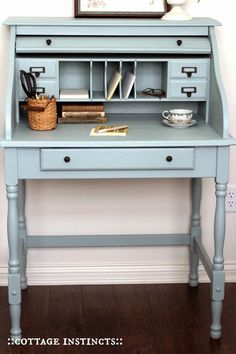 cottage instincts: ::Chalky Paint Review....Country Chic Paints::