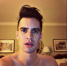 Yep I\'m pretty sure Brendon urie will be the death of me